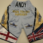 andy townend galda tent tents suzi wong creations boxing shorts custom made in uk lancashire adlington melissa suz1wong ringside lonsdale elite boxxerworld boxfit sugarrays ampro ken mills