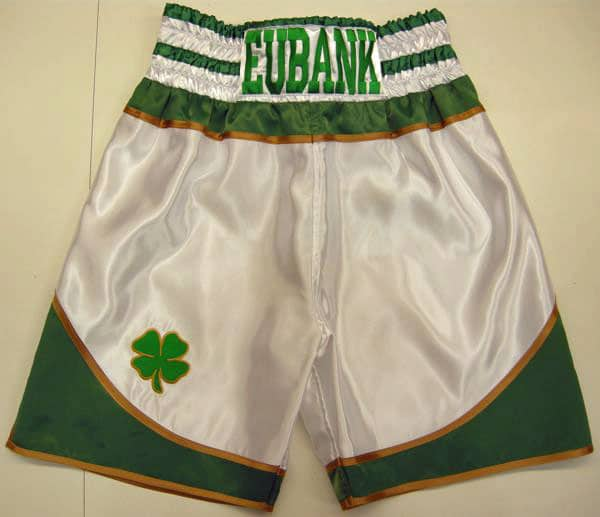 Eubank Ireland Boxing Shorts