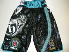 ricky hitman hatton boxing shorts sparkle manny pacquiao fighting suzi wong creations ringwear robes fatman suit