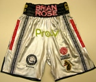 Brian Rose vs Vivian Harris Boxing Shorts