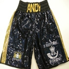 Andy Townend Sparkle Boxing Shorts