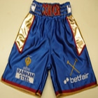Kevin Mitchell Boxing Shorts & T-Shirts Satin
