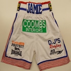jamie mcdonnell gavin custom made shorts and ring jacket team wear suzi wong creations bullys pro doncaster world champion
