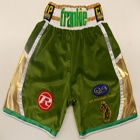 green velvet ring jacket and boxing shorts frankie gavin custom made suzi wong creations