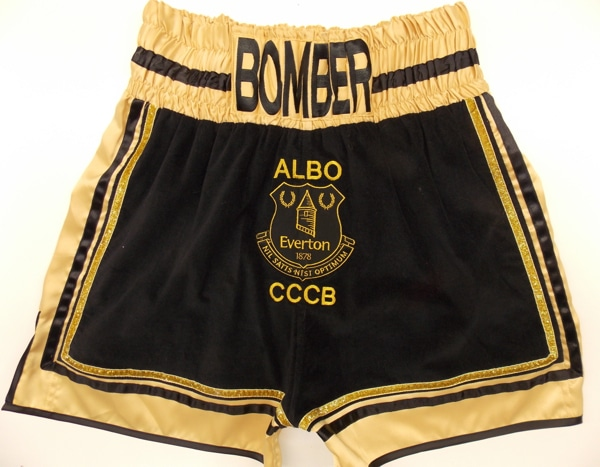 bellew boxing shorts