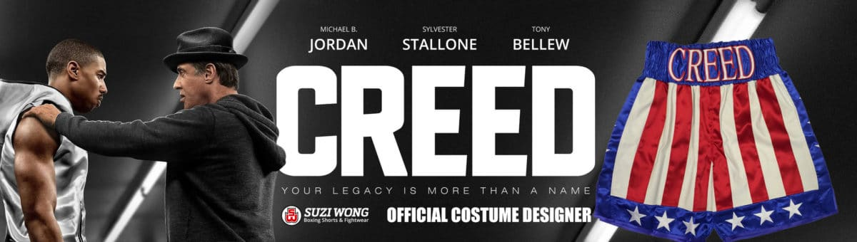CREED Film banner
