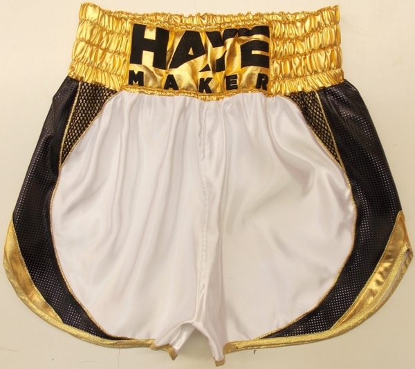 David Haye Boxing Shorts Front