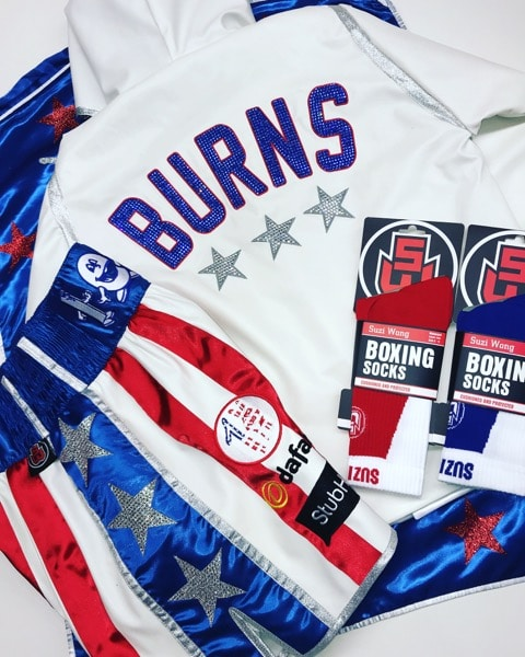 Boxing Shorts Ring Jacket Ring Wear Fight Wear Socks Fighting Swarovski Custom Customamde Design Create
